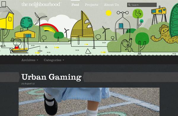 THE NEIGHBOURHOOD<br /> http://www.the-neighbourhood.com/