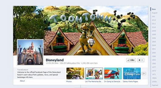 Disney Land<br /> http://www.facebook.com/Disneyland