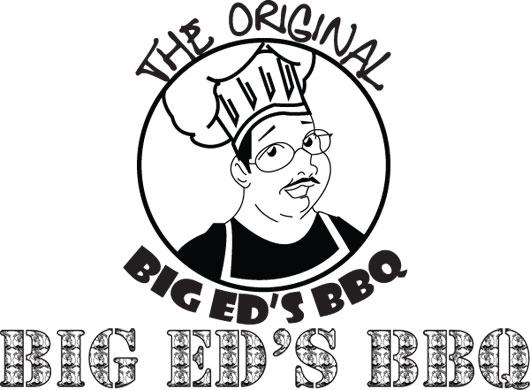 Big Eds Logo bw