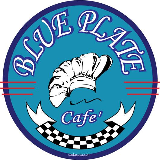 Blue Plate Cafe Logo
