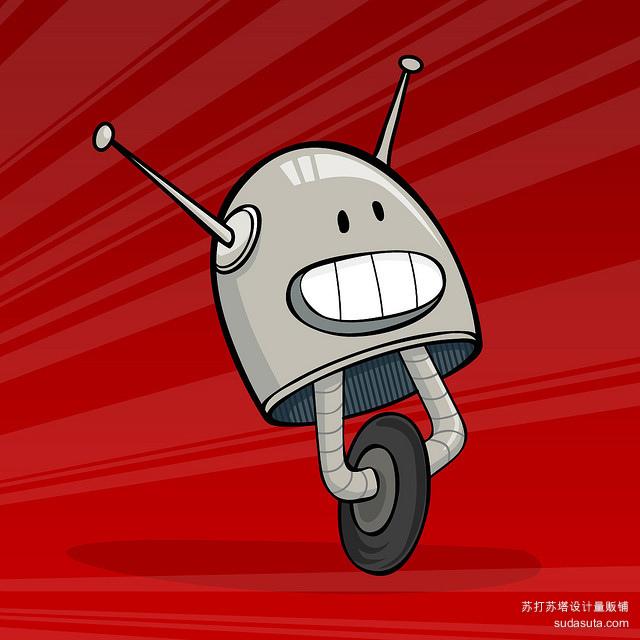 轮子的机器人<br /> http://www.flickr.com/photos/bcolbow/2586281531/