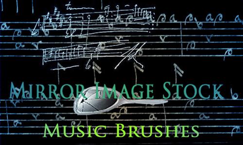 Music Brushes<br /> http://mirrorhttp//image.naldzgraphics.net/2012/07tock.deviantart.com/art/Music-Brushes-70445132