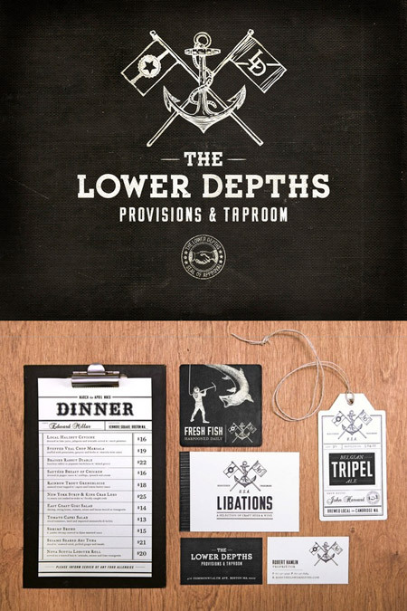 The Lower Depths by Richie Stewart<br /> http://www.behance.net/gallery/The-Lower-Depths/1072055