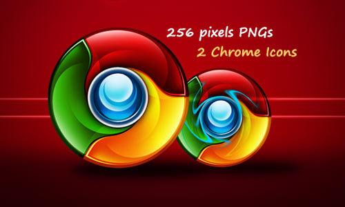 Google Chrome Icon<br /> http://tatice.deviantart.com/art/Google-Chrome-Icon-309348303