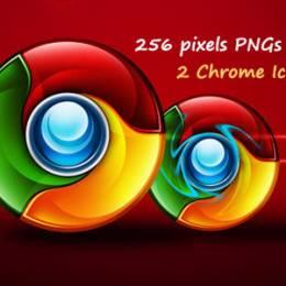 Google Chrome浏览器图标分享