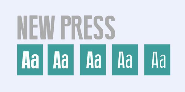 New Press<br /> http://www.dafont.com/new-press.font