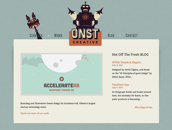 ONST Creative<br /> http://www.onstcreative.com/