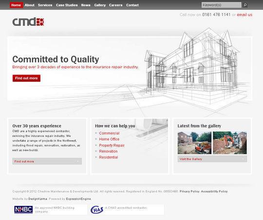 Cheshire Maintenance and Development<br /> http://www.cheshiremaintenance.com/