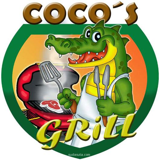 COCOS GRILL Logo