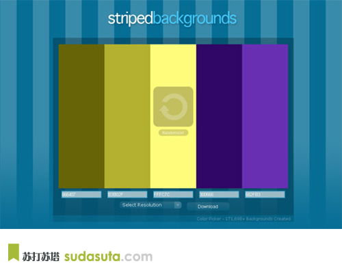 Striped Backgrounds<br /> http://stripedbgs.com/