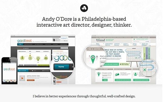 Andy O'Dore<br /> http://andyodore.com/
