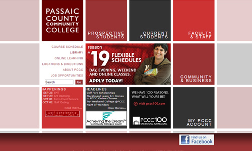 Passaic County Community College<br /> http://www.pccc.edu/