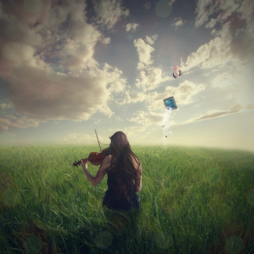 How to Create a Violin Player in a Grassy Landscape<br /> http://photoshoptutorials.ws/photoshop-tutorials/photo-manipulation/how-to-create-a-violin-player-in-a-grassy-landscape.html