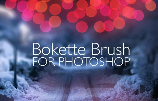 Bokette散景Photosop笔刷<br /> http://doctor-a.deviantart.com/art/Bokette-Bokeh-Photosop-Brush-300802845