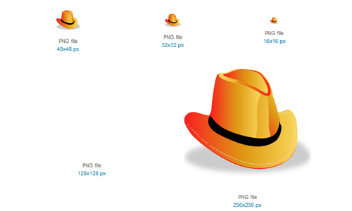 Hat 1 Red Icon<br /> http://www.softicons.com/free-icons/object-icons/cowboy-hats-icons-by-gwebstock/hat-1-red-icon