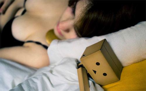 睡觉的Danbo<br /> 可下载的1280×800,1440×900像素<br /> http://www.wallpaperhere.com/Danbo_Sleeping_80048