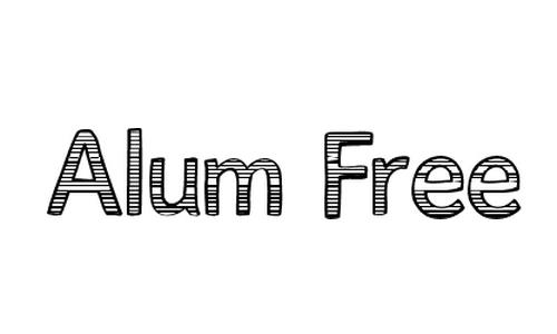 AlumFreePromotional<br /> http://www.fonts2u.com/alumfreepromotional.font