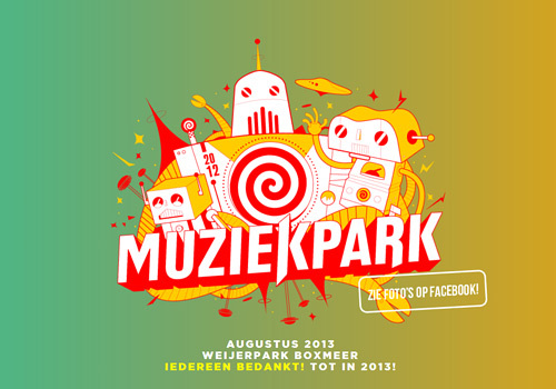 Muziekpark 2012<br /> http://www.muziekpark.nl/