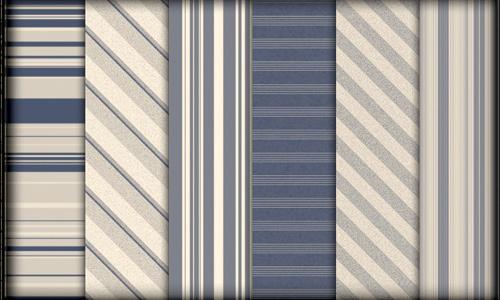 蓝色的条纹图案(9种)<br /> http://webtreatsetc.deviantart.com/art/9-Blue-Striped-Patterns-131303428