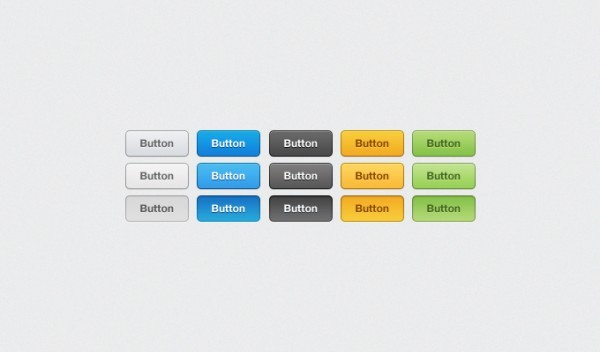 Sweet Web Buttons PSD<br /> http://365psd.com/day/2-351/