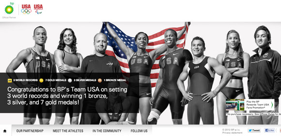 BP Team USA<br /> http://www.bpusathletes.com/