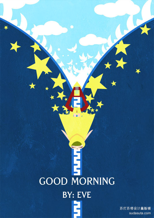 good morning     【白日梦】 BY:Eve </p> <p>亲爱的 明天会更好 不是吗