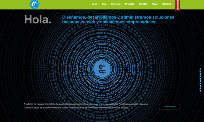 Galoper Design<br /> http://galoperdesign.com/