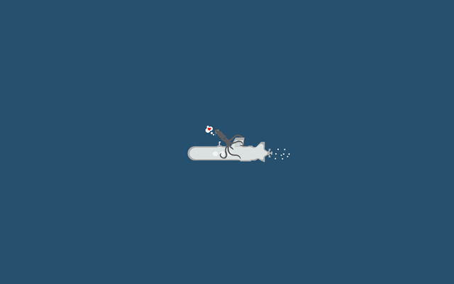 Submarine Love<br /> http://simpledesktops.com/browse/desktops/2010/apr/01/submarine-love/