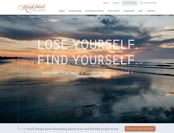 Kiawah Island<br /> http://www.kiawahisland.com/