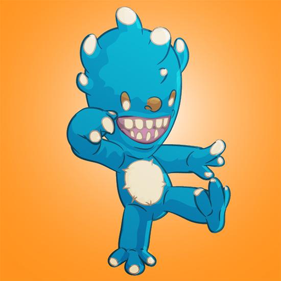 如何使用自定义画笔绘制<br /> http://vector.tutsplus.com/tutorials/illustration/how-to-illustrate-a-super-cute-monster-with-custom-brushes/一个超级可爱的怪物<br />