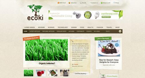 Ecoki<br /> http://ecoki.com/