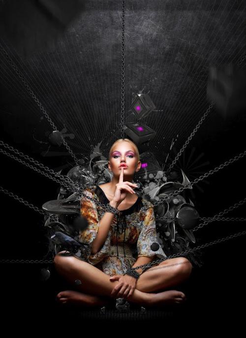 令人惊叹的20个3D混合照片作品
