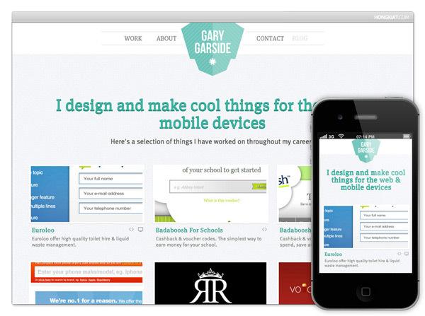 Gary Garside<br /> http://www.garygarside.com/