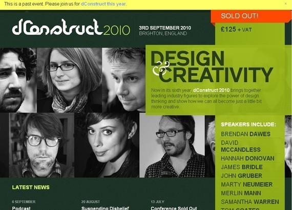 dConstruct<br /> http://2010.dconstruct.org/