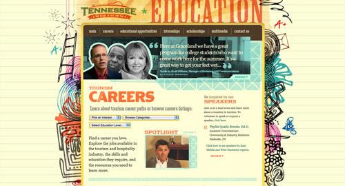 Tenessee Education<br /> http://edu.tnvacation.com/