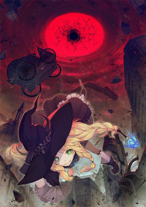 Witch<br /> http://daisuke-kimura.deviantart.com/art/Witch-173052883