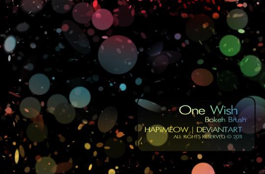 一个愿望<br /> http://hapiimeow.deviantart.com/art/one-wish-211298587