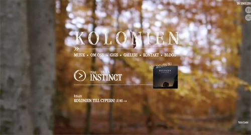 Kolonien<br /> http://kolonien.nu/