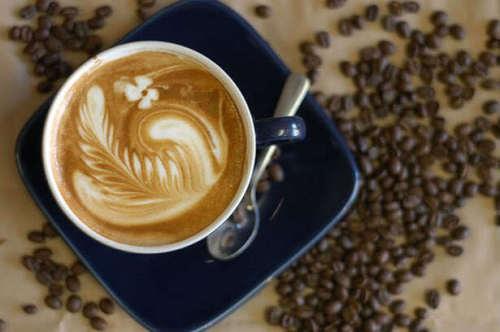 20个设计精美的美味咖啡