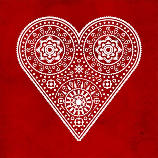How To Create an Intricate Vector Heart Illustration<br /> http://www.blog.spoongraphics.co.uk/tutorials/how-to-create-an-intricate-vector-heart-illustration