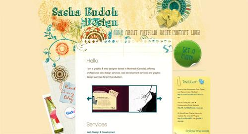 Sasha Endoh Design<br /> http://www.sashaendoh.com/