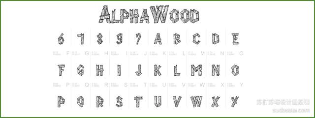 Alpha Wood<br /><br /> http://www.fonts2u.com/alphawood.font
