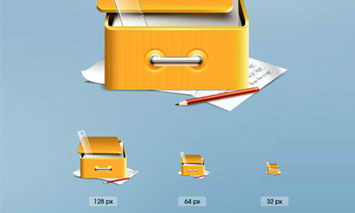 Box Icon Practice<br /> http://aipotudeng.deviantart.com/art/Box-Icon-practice-176605665
