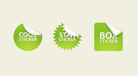 格林包装贴纸<br /> http://www.psdchest.com/2011/04/28/greene-pack2-stickers-psd/