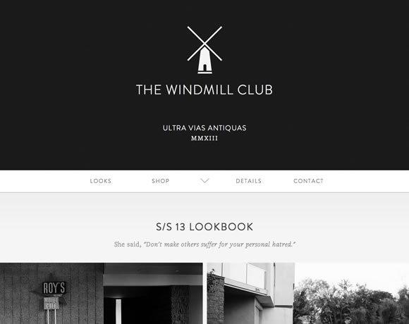 The Windmill Club<br /> http://thewclub.com/