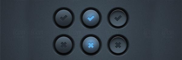 UI Buttons PSD<br /> http://www.icondeposit.com/design:12