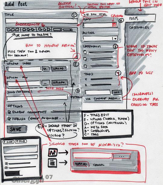 BlogEngine添加/编辑文章形式 - 素描<br /> http://www.flickr.com/photos/dzovan/5104724426/in/pool-1070674@N20/
