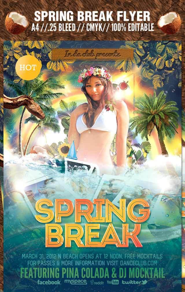 Spring Break<br /><br /> Flyerhttp://shermanjackson.deviantart.com/art/Spring-Break-Flyer-288693496?q=boost%3Apopular%20flyers%20templates&qo=20<br /><br />
