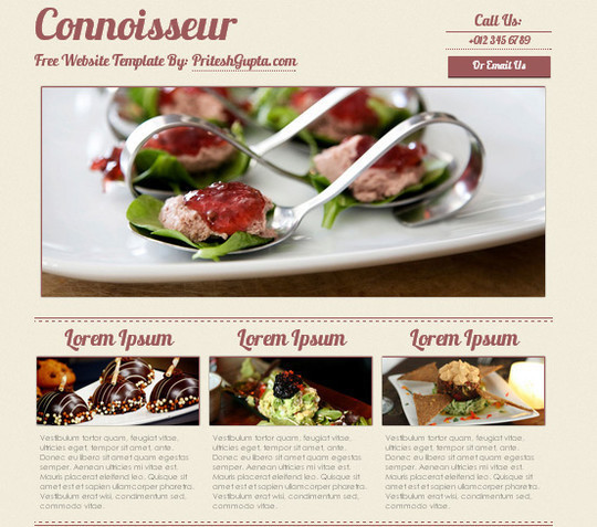 Demo:<br /> http://demo.html5xcss3.com/demo.php?cat=html5themes&host=priteshgupta&temp=connoisseur<br /> Download:<br /> http://www.html5xcss3.com/2012/06/html5-template-connoisseur.html