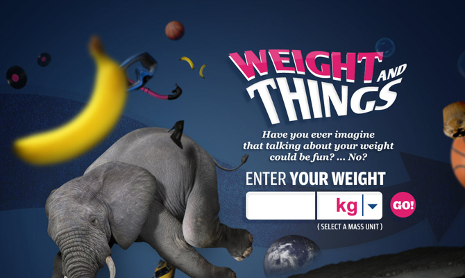 Weight and Things<br /> http://www.weightandthings.com/